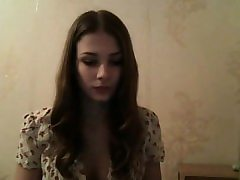 The Most Beautiful 19yo college Teen phone bang-out on Web cam