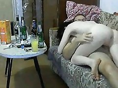 Drunk Couple Fucking