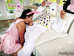 Casual teen orgy very first time Uncle Pummel Bunny