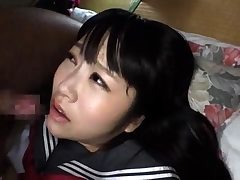 Asian teenage is hot schoolgirl Ai Uehara in amateur Point of view