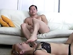 Chinese Sole Fetish