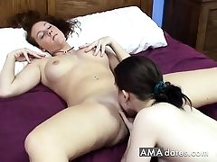 2 Average Lesbians - Homemade and proper angles