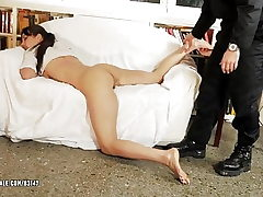 Nataly Gold  - Captive Gutless Slave