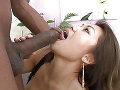 Ebony Fuck-stick Too Boo-Coo