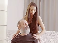 DADDY4K. Teen honey tells a story about her father porn...