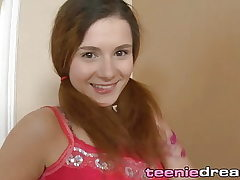 Naughty teen covets for xxx ass fuck with her man