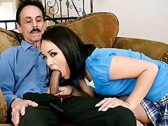 Kristina Rose Boinking Her Stepparent