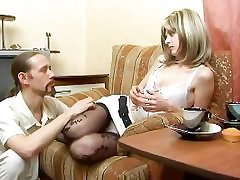 Horny inexperienced mega-bitch gets his cock firm