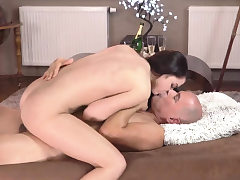 Old nasty grubby therapist hd and man cums inside youthful cootchie