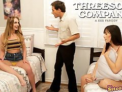 Threeway Company Lets Have Fun Pretend - S3:E10